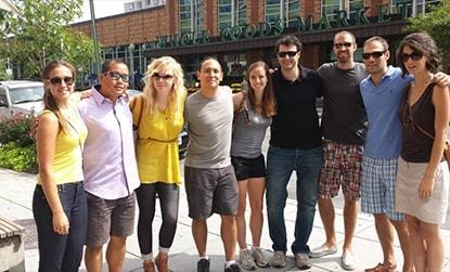 Team Building DC - top food tours
