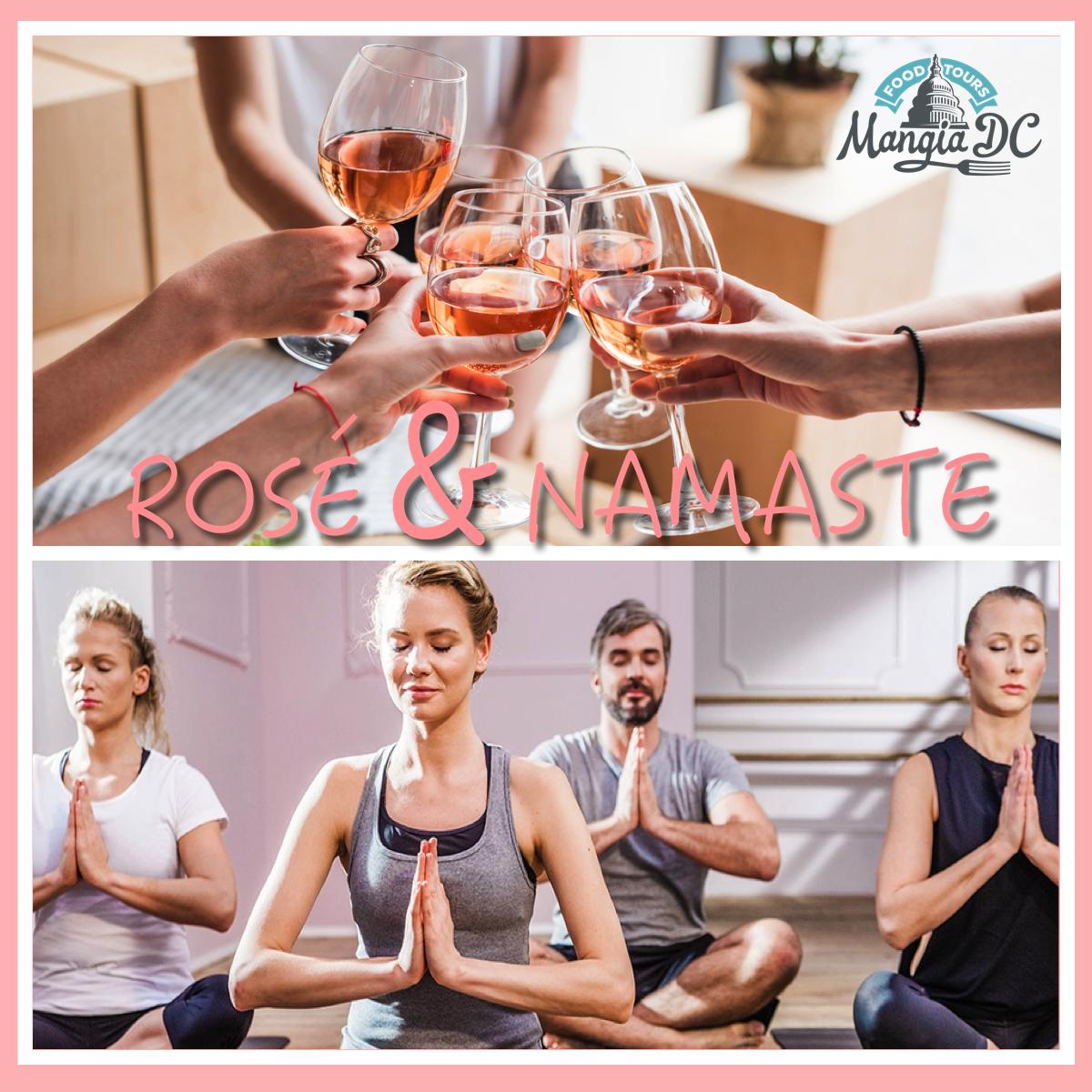 Rose & Namaste Instagram